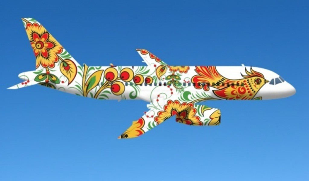 На самолете Аэрофлота букет цветов можно перевозить бесплатно