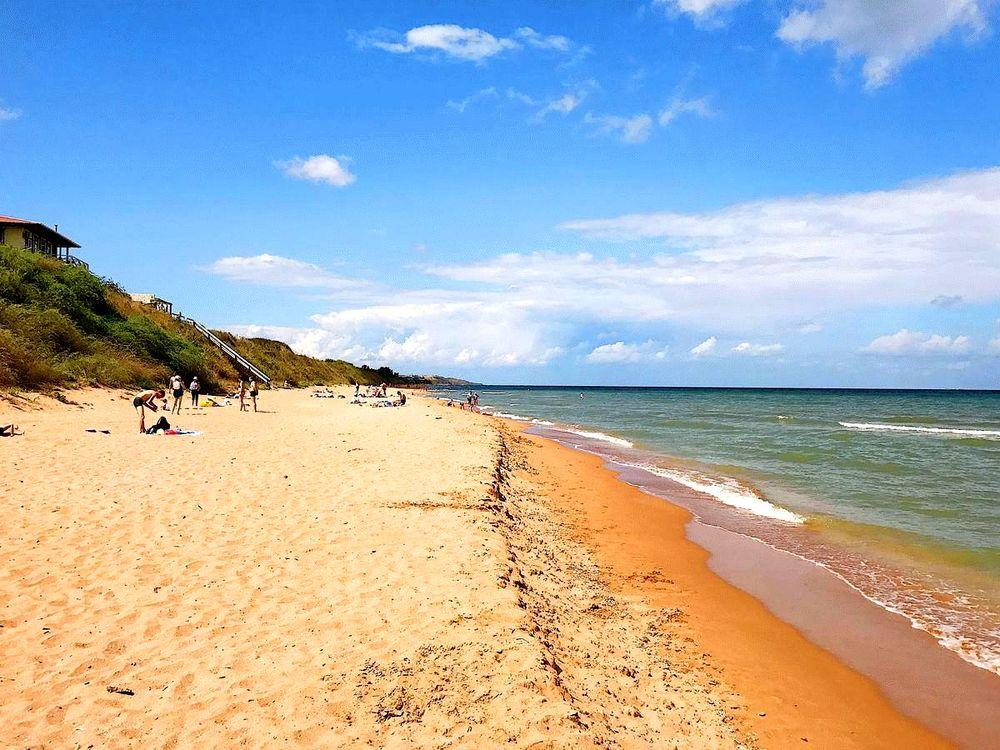 Кучугуры Россия пляжи для детей