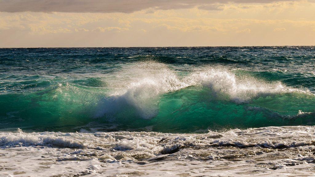 Море с волнами Краснодарский край путевка