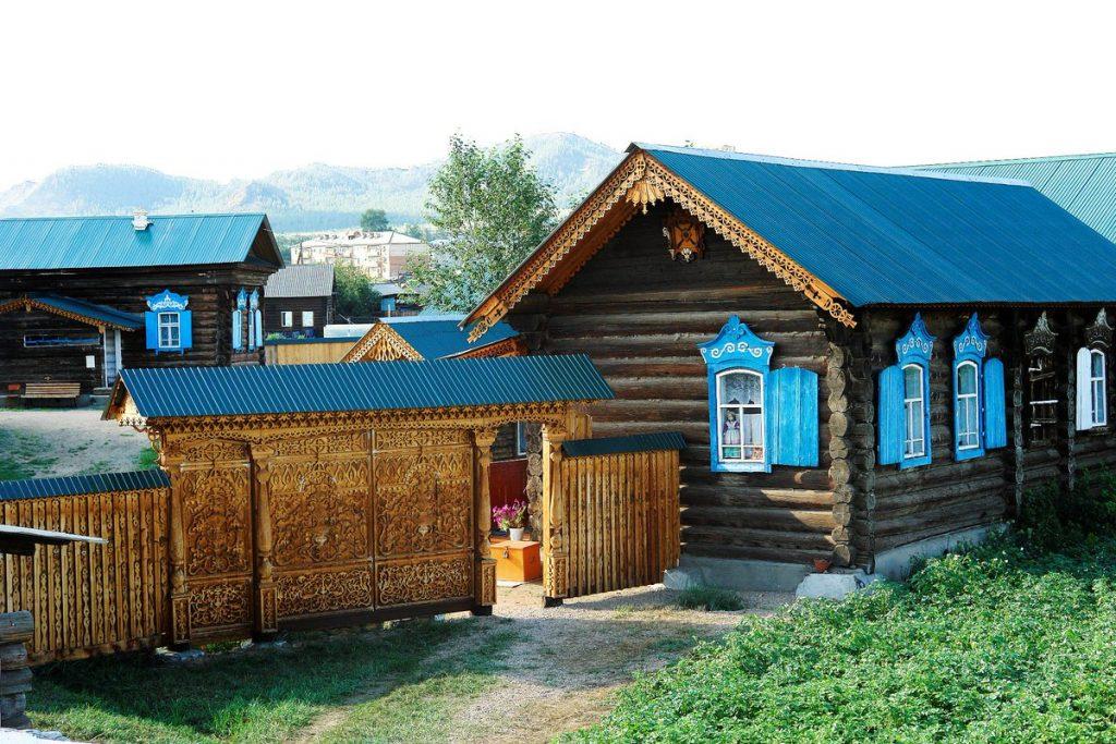 Тарбагатай Бурятия деревня Сибирь