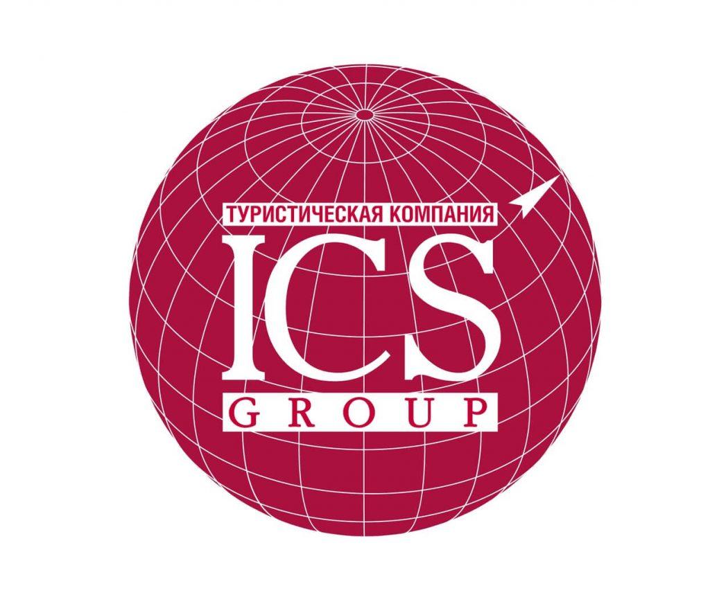 ICS Travel Group логотип