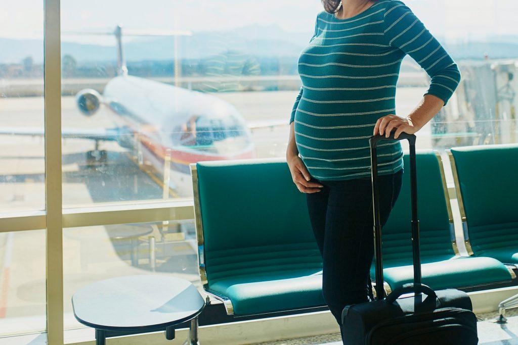 Перелет беременных