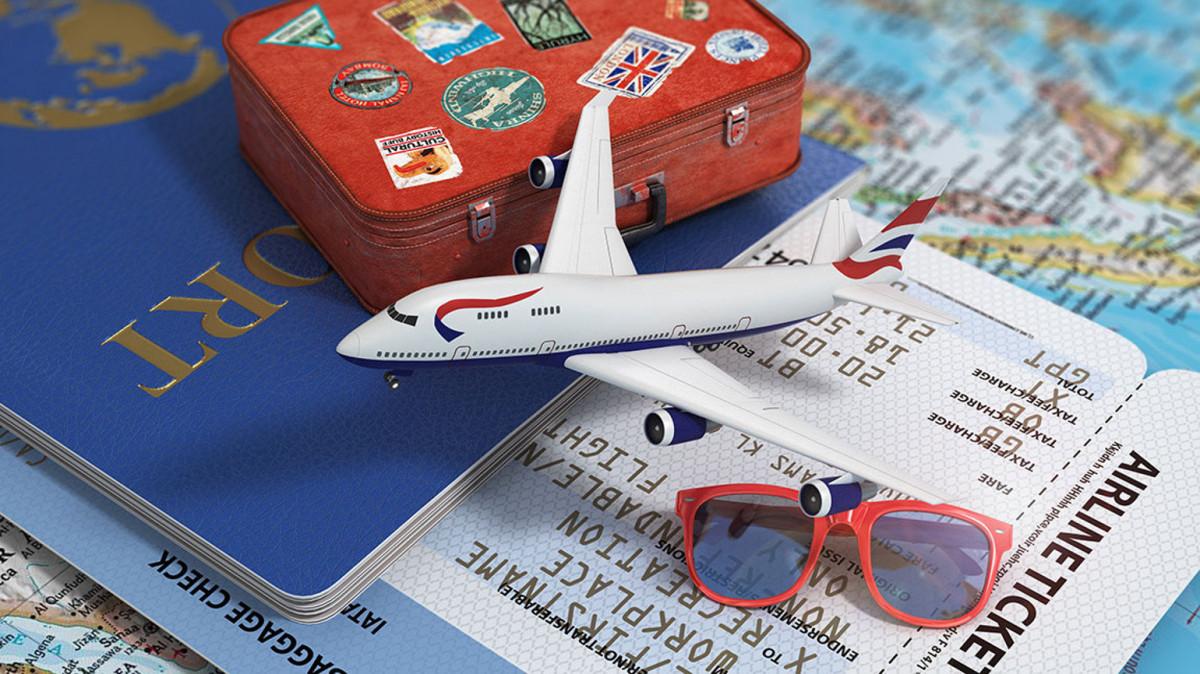 авиабилет получить визу