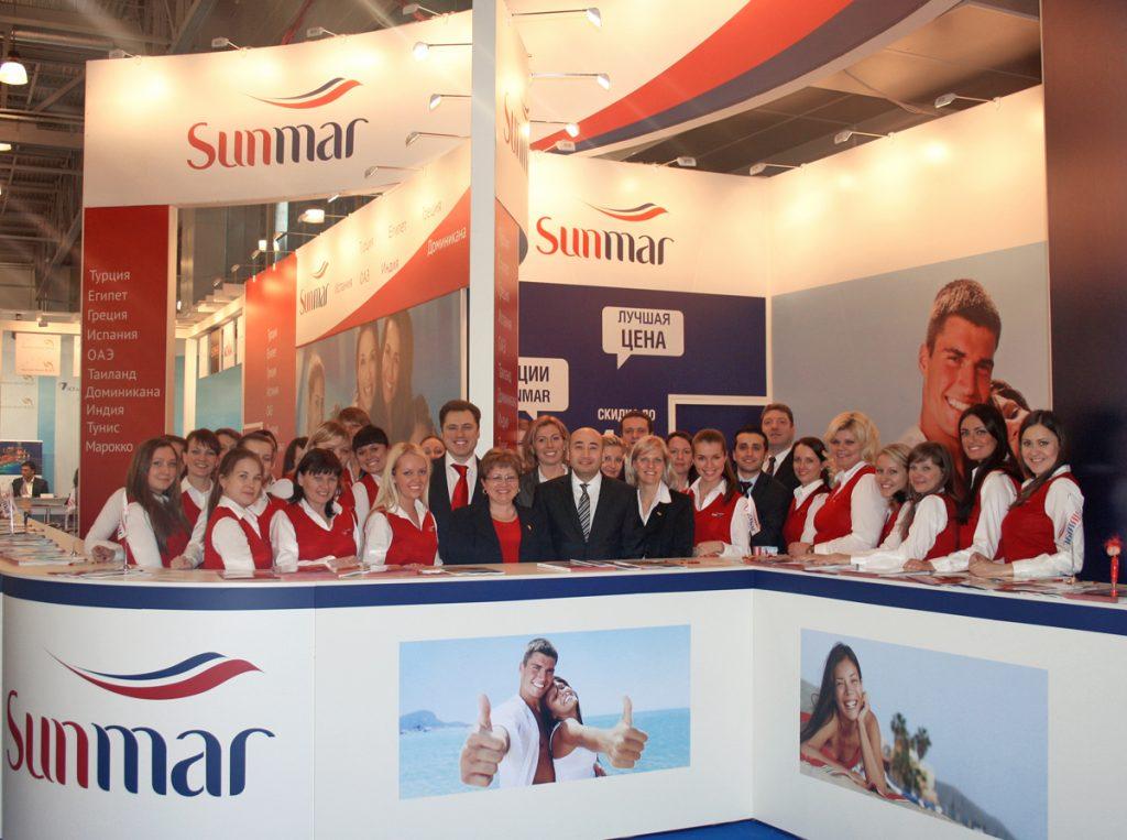 Sunmar туры на море
