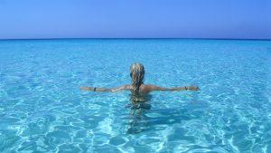 температура воды в море для купания