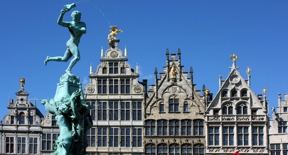 flights to Antwerp