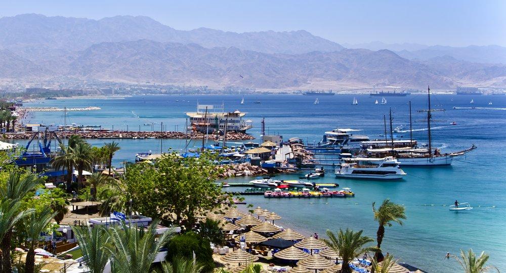 flights to Aqaba