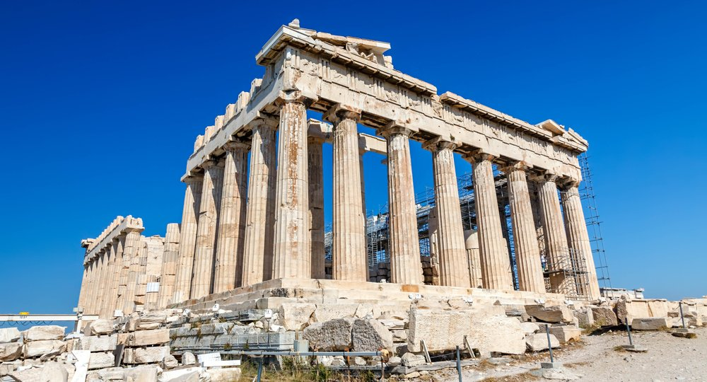 Cheap flights from Manchester to Athens