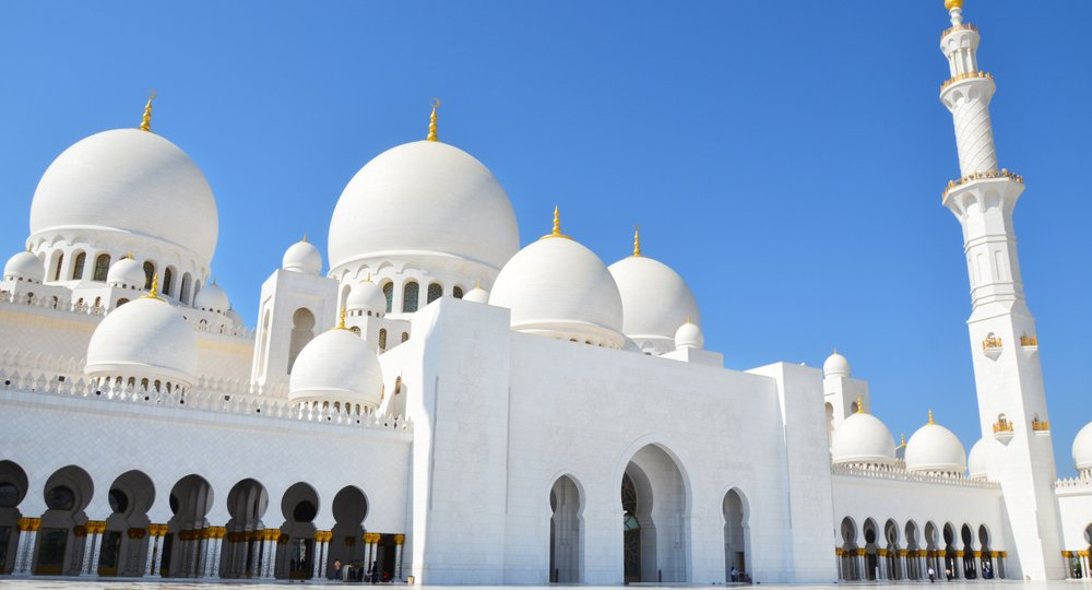Cheap flights from London to Abu Dhabi