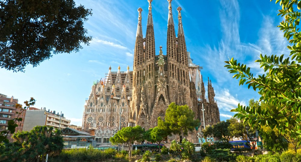 Cheap flights from Birmingham to Barcelona