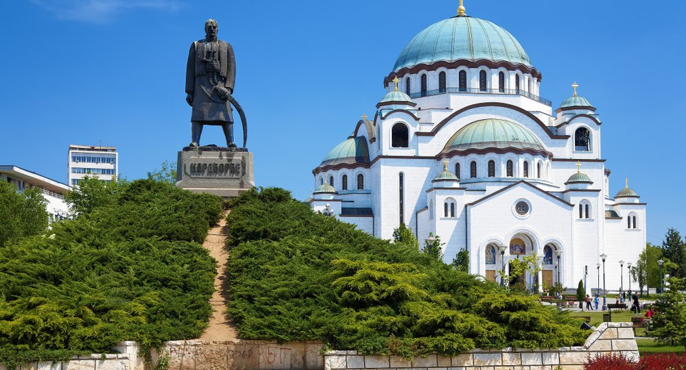 Cheap flights from Chicago to Belgrade