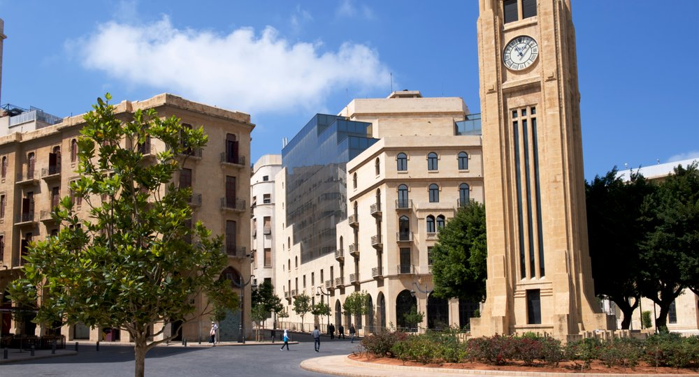 Cheap flights from London to Beirut