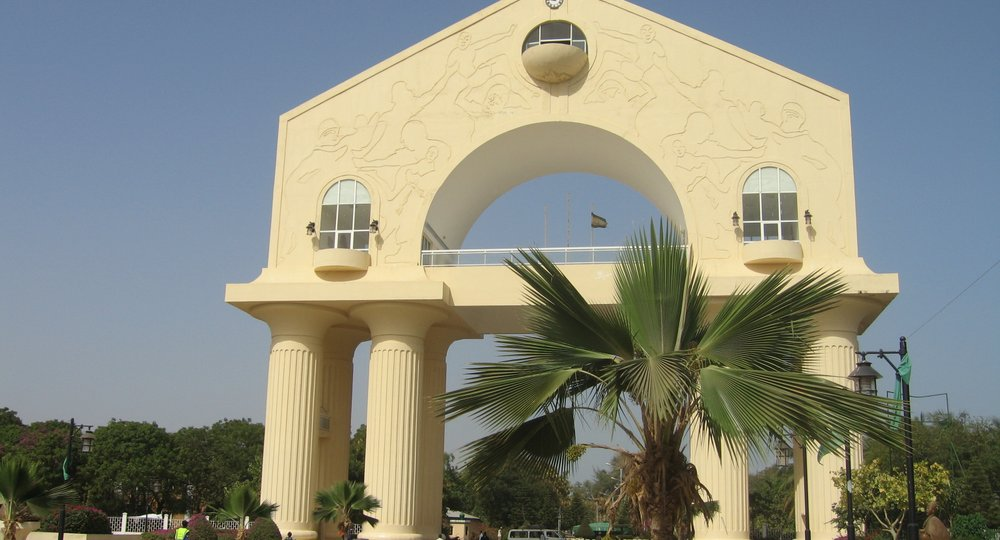 Cheap flights from London to Banjul