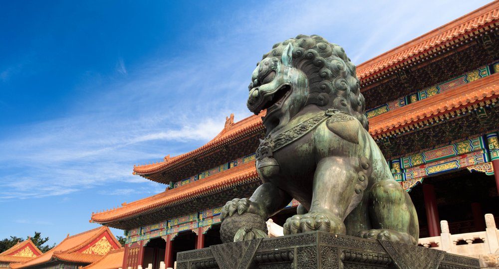 Cheap flights from Manchester to Beijing