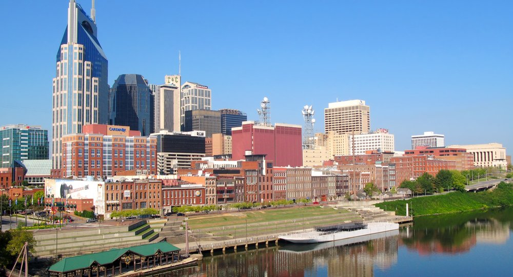 Cheap flights from New York to Nashville