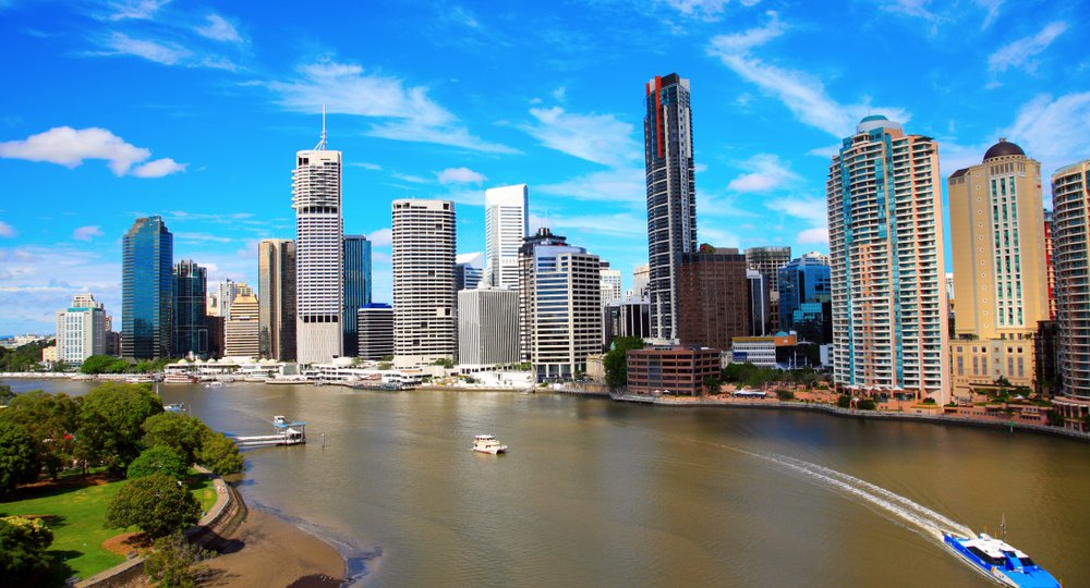 Cheap flights from London to Brisbane