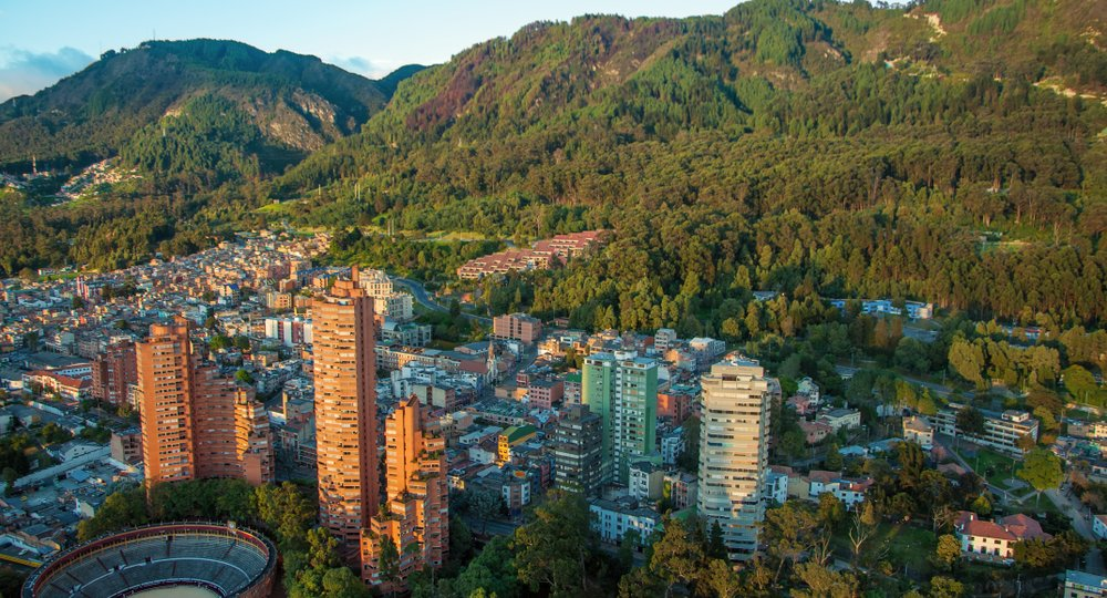 Cheap flights from Orlando to Bogota