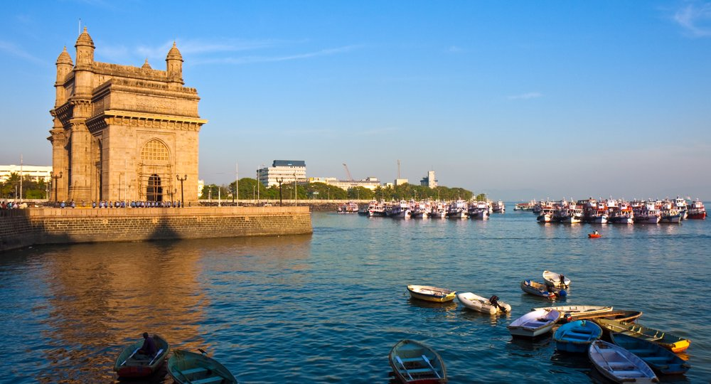 Cheap flights from Los Angeles to Mumbai