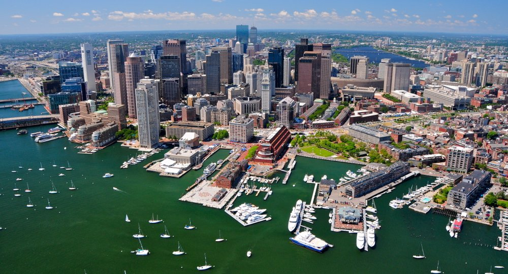 Cheap flights from Bangkok to Boston