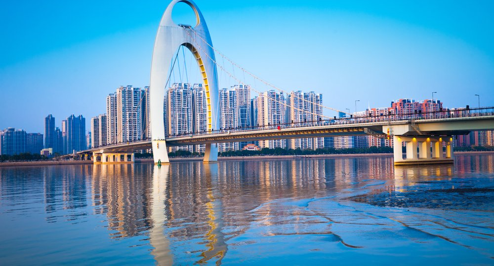 Cheap flights from London to Guangzhou