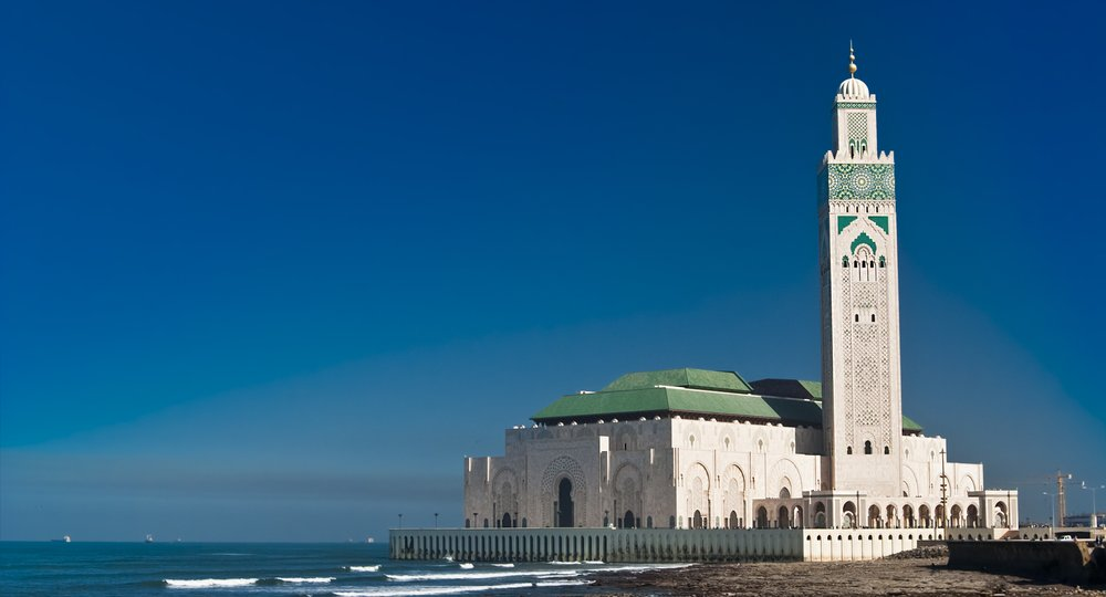 Cheap flights from London to Casablanca