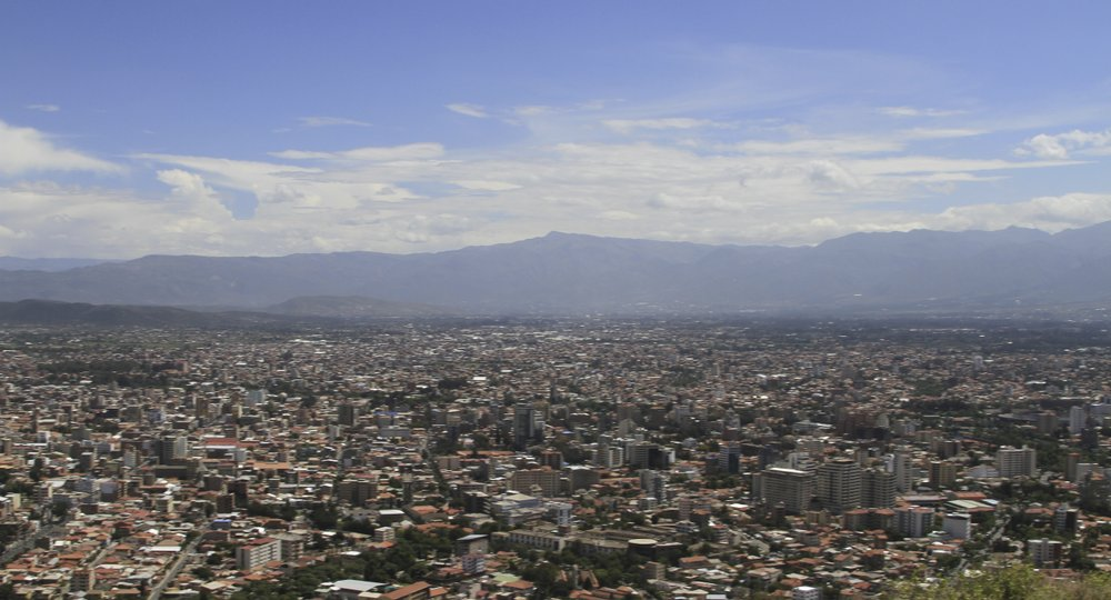 flights to Cochabamba