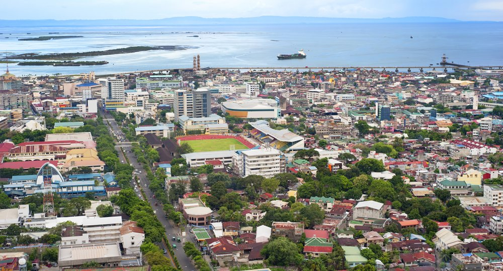 Cheap flights from Manchester to Cebu City