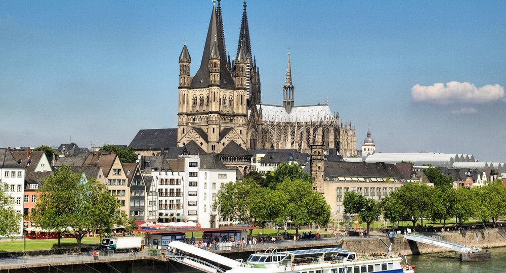 Cheap flights from Bristol to Cologne