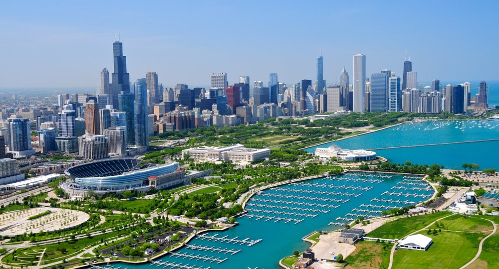Cheap flights from Adelaide to Chicago