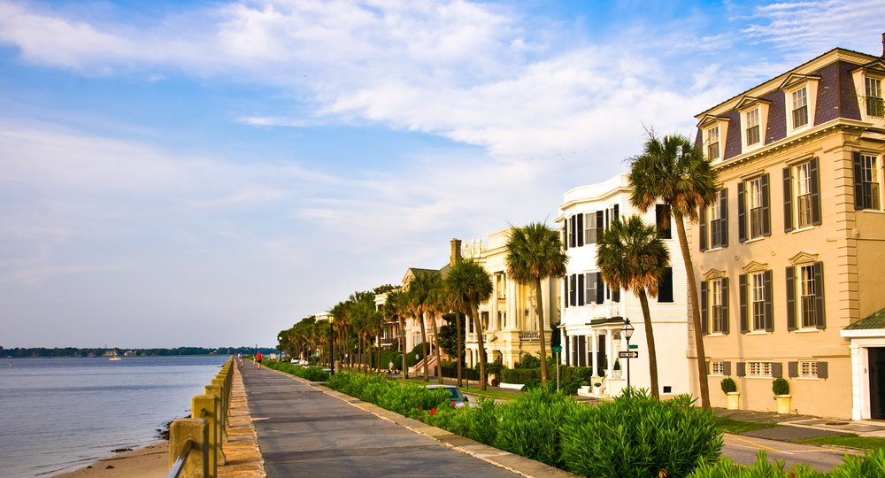 Cheap flights from Dublin to Charleston