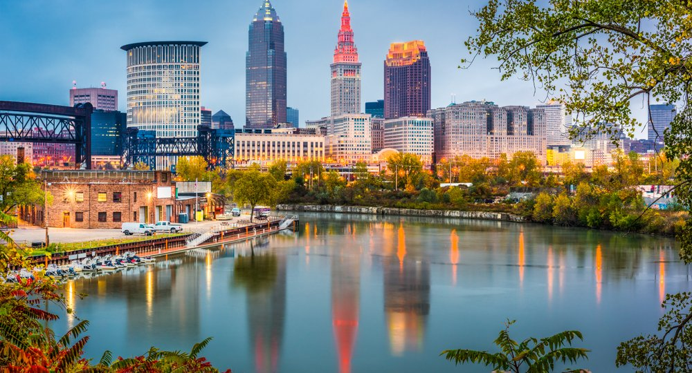 Cheap flights from Phoenix to Cleveland
