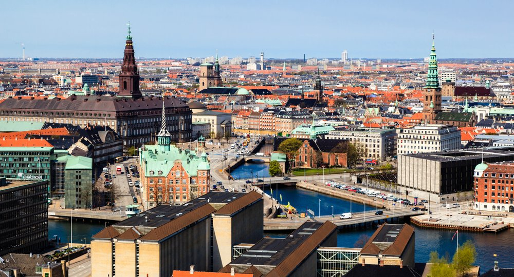 Cheap flights from Manchester to Copenhagen