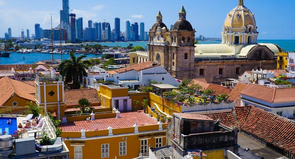 Cheap flights from New York to Cartagena
