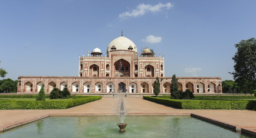 Cheap flights from Los Angeles to Delhi