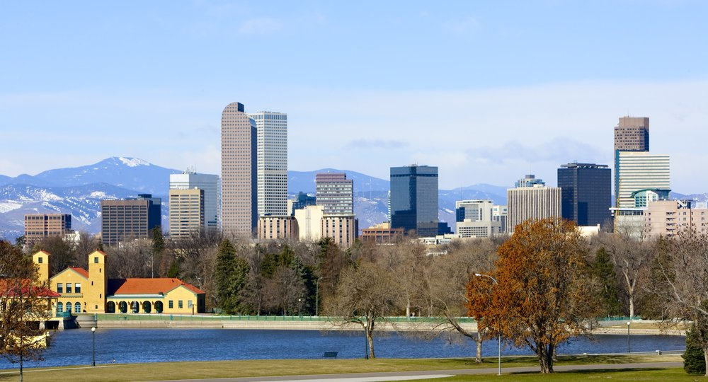 Cheap flights from London to Denver