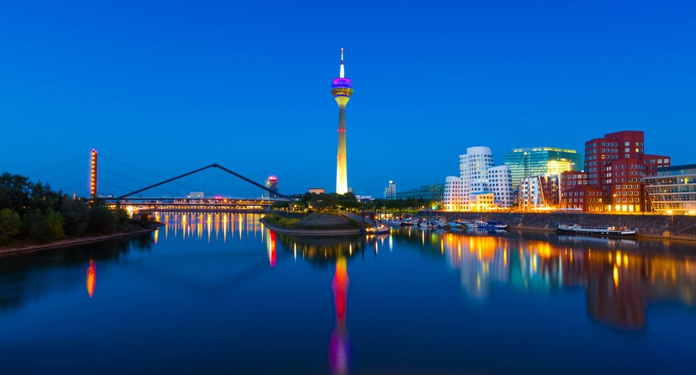 Cheap flights from London to Dusseldorf