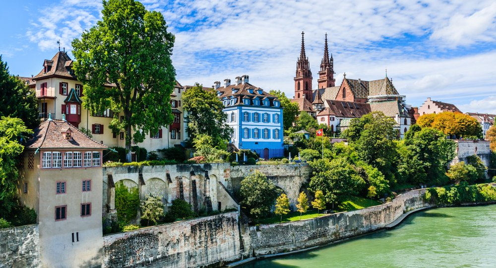Cheap flights from London to Basel