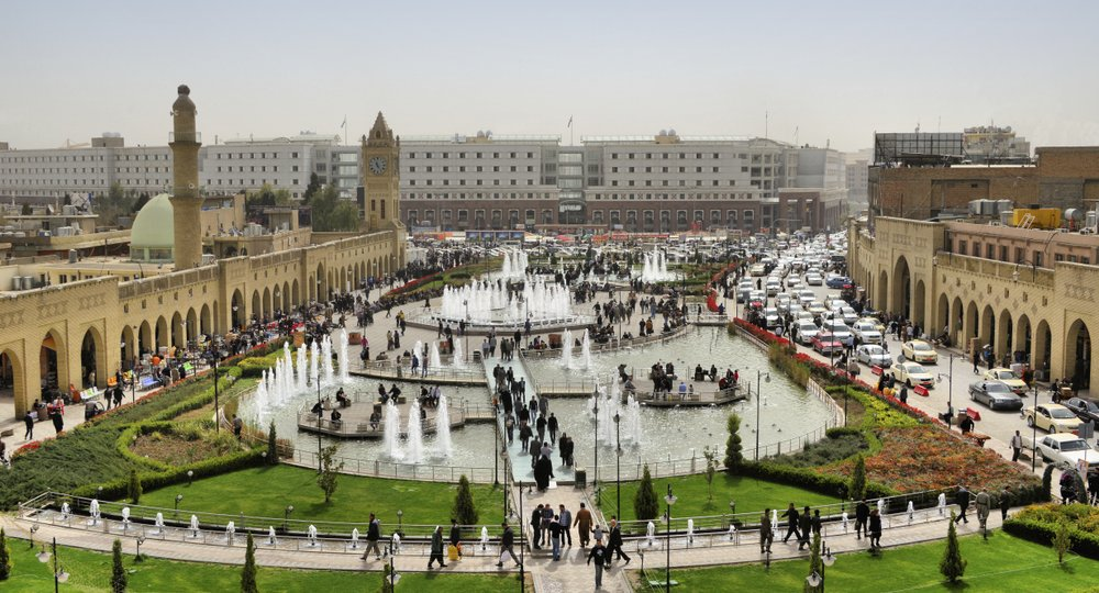 Cheap flights from London to Erbil