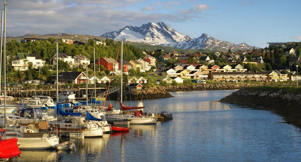 flights to Harstad-Narvik