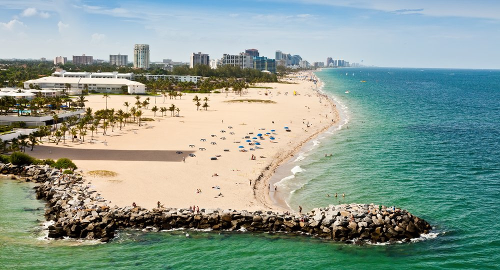 Cheap flights from New York to Fort Lauderdale