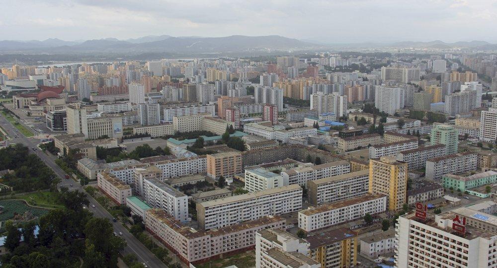 flights to Pyongyang