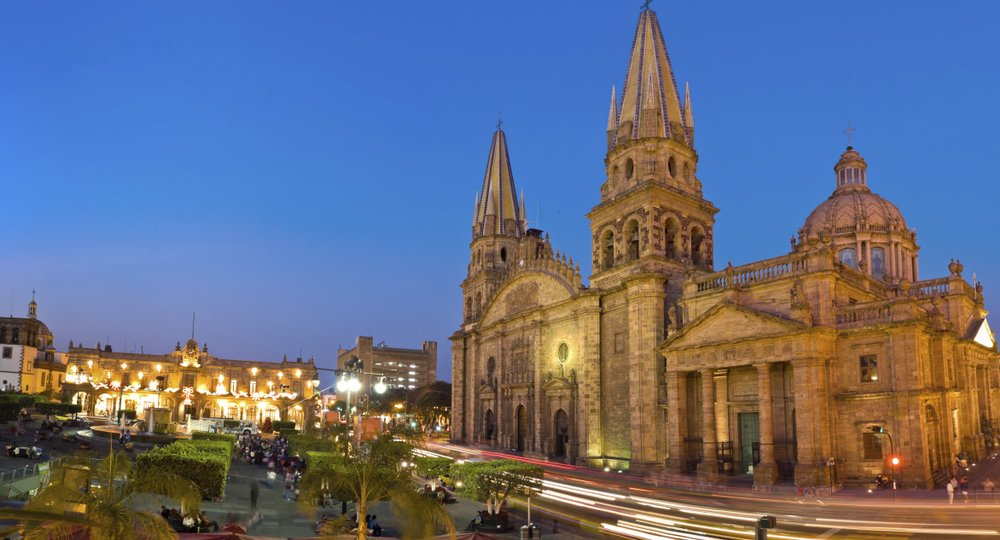 Cheap flights from Portland to Guadalajara