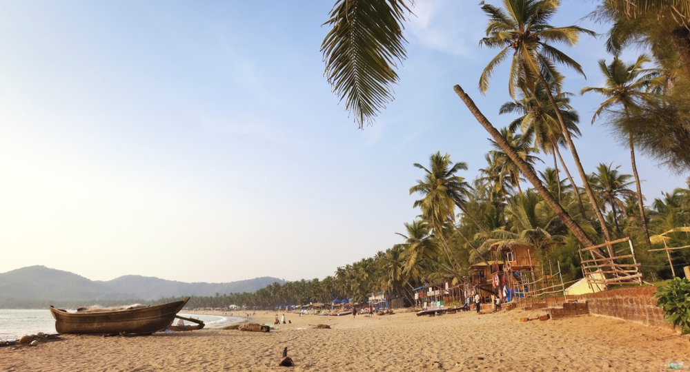 Cheap flights from London to Goa