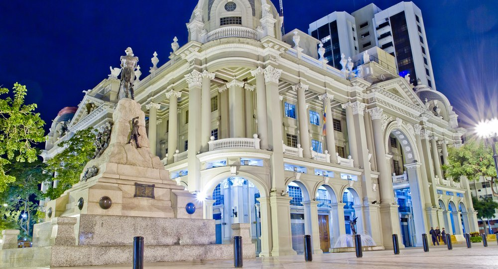 Cheap flights from New York to Guayaquil
