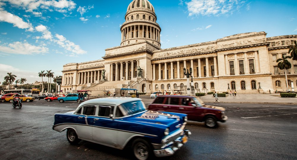 Cheap flights from Fort Lauderdale to Havana