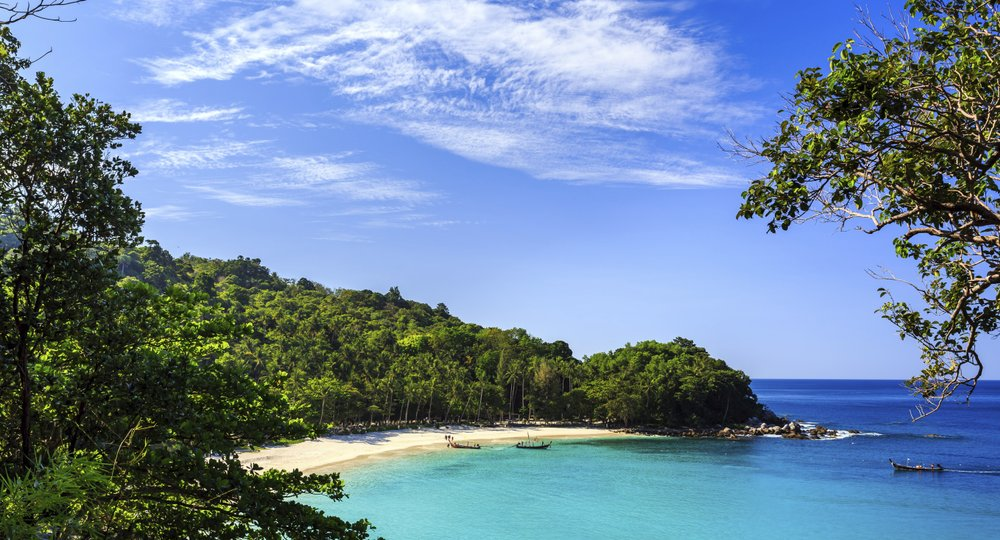 Cheap flights from New York to Phuket