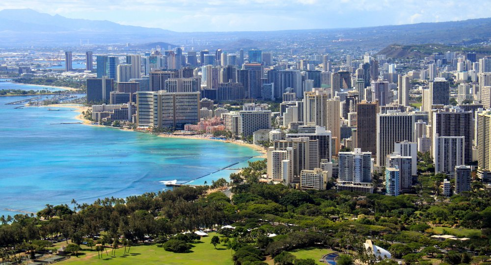Cheap flights from Seoul to Honolulu