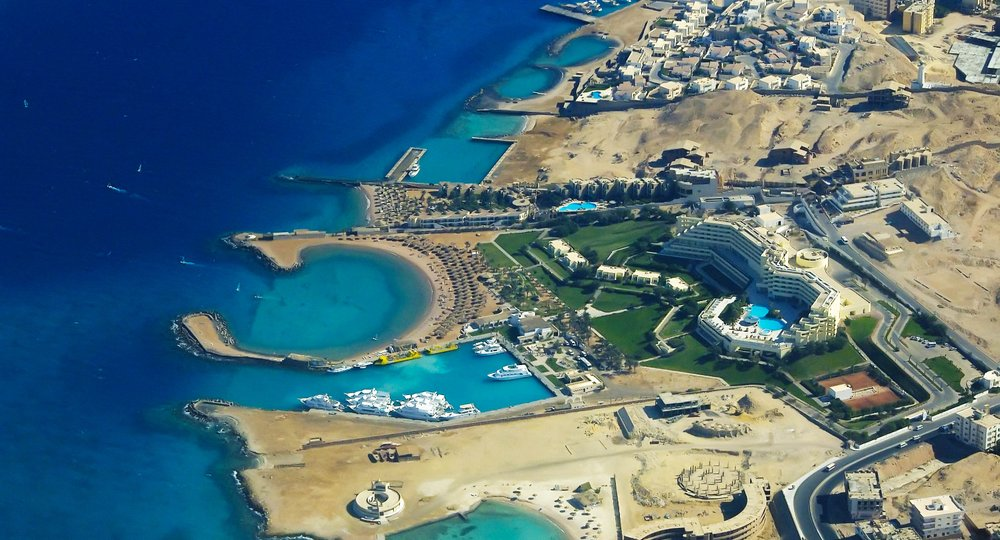 Cheap flights from Jacksonville to Hurghada