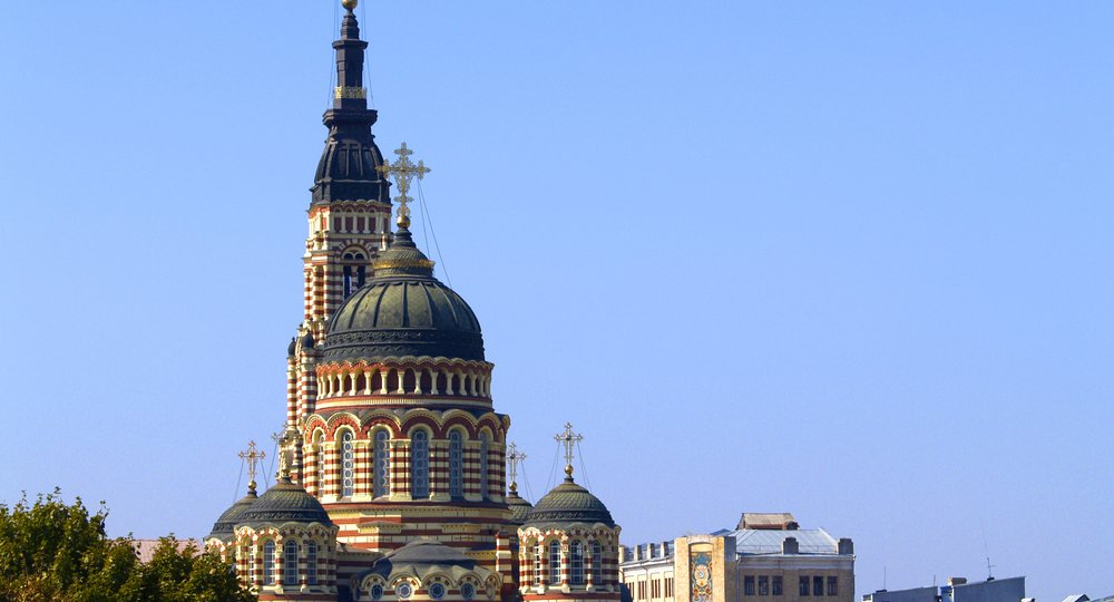 Cheap flights from Dallas to Kharkov