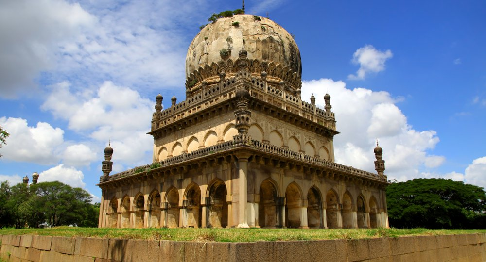 Cheap flights from Washington to Hyderabad